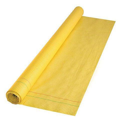 Плівка гідроізоляційна Екстра жовта (75м) армуюча