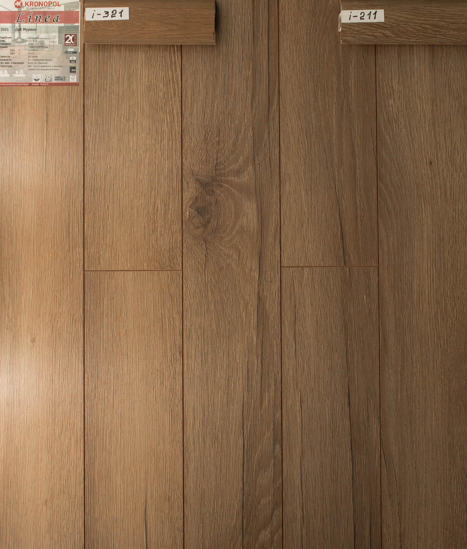 "Ламінат ""LINEA"" (3501) Дуб Мурано"