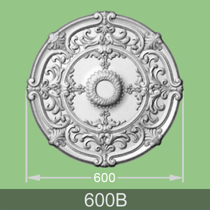 """Розета """"Baraka"""" 600В"""