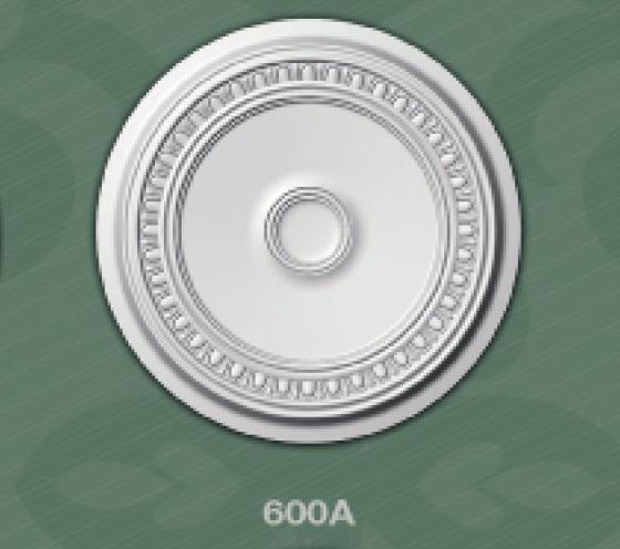 """Розета """"Baraka"""" 600А"""