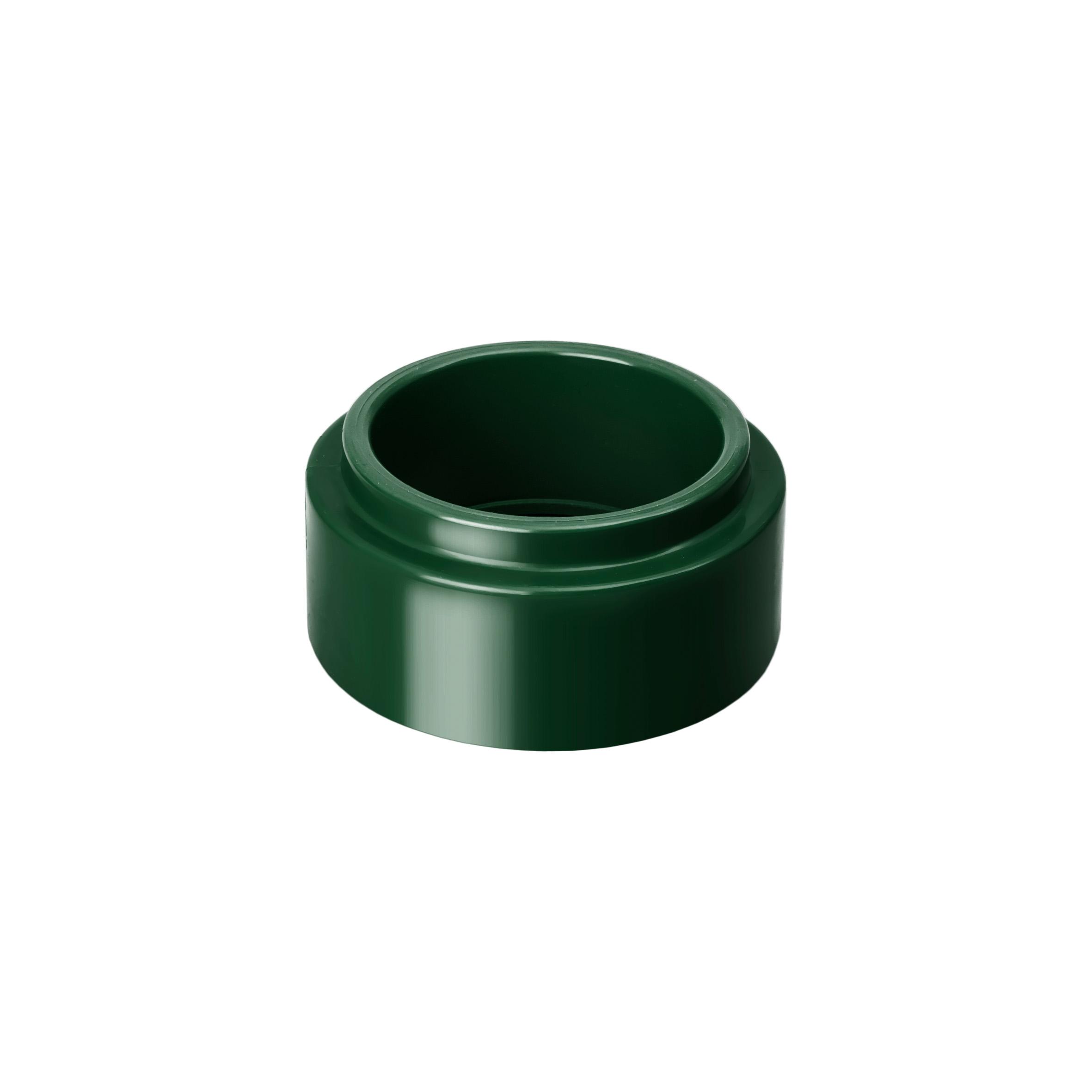 Адаптер труби, зелений 75х100 RainWay