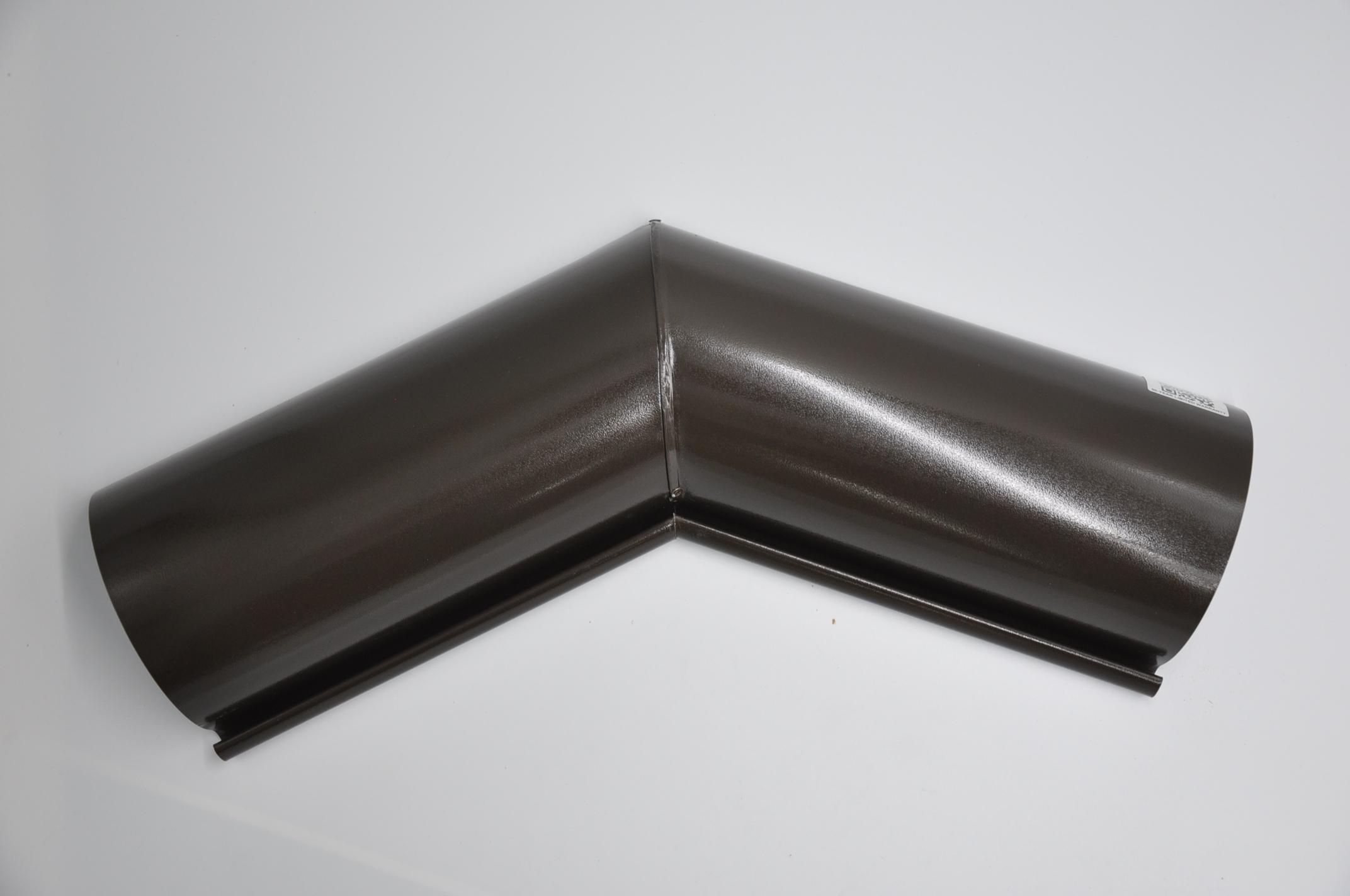 Внутрішній кут металевий, темно-коричневий 135° Aqueduct