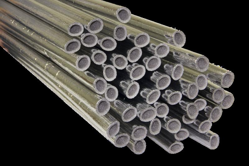 Ізоляція для труб 35/6, ламінована