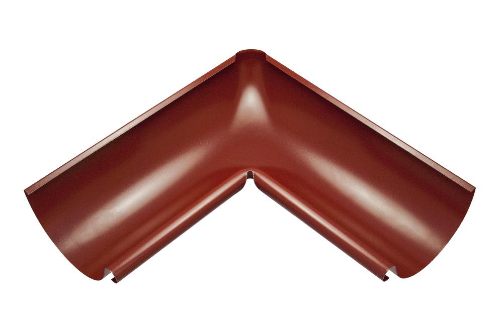 Внутрішній кут металевий, темно-червоний 90° Aqueduct