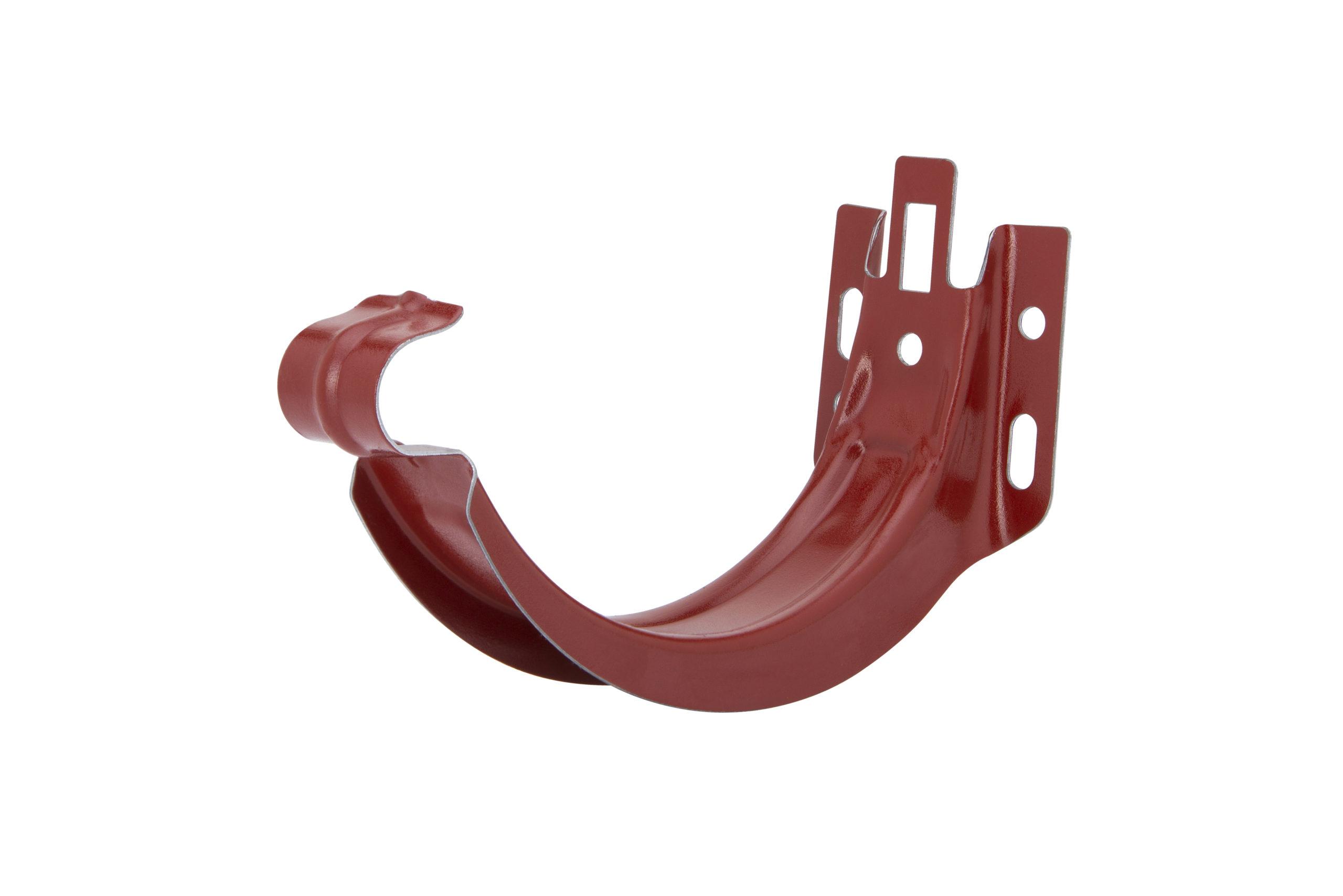 Тримач ринви металевий на лобову дошку, темно-червоний Aqueduct