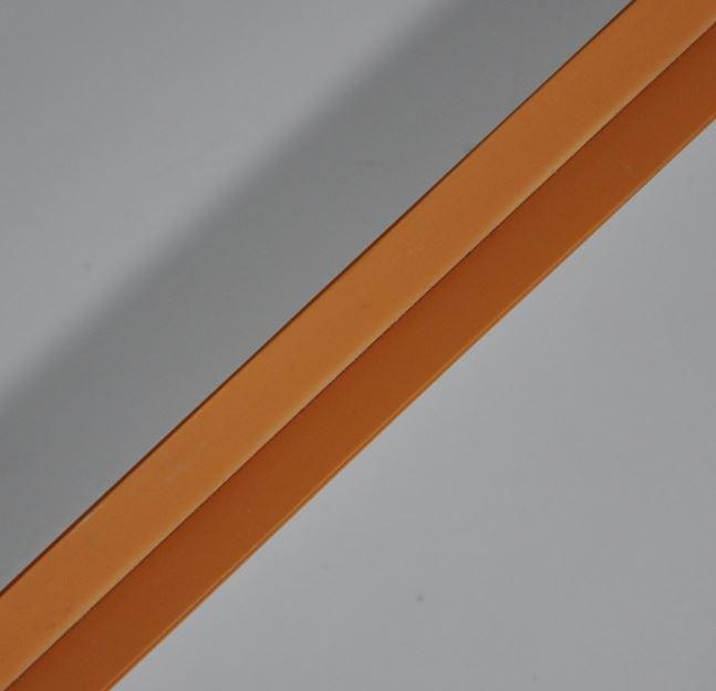 Зовнішній кут ПВХ абрикос Велтек 3м.