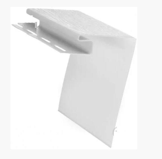 Привіконна планка Велтек біла (3,05м.)