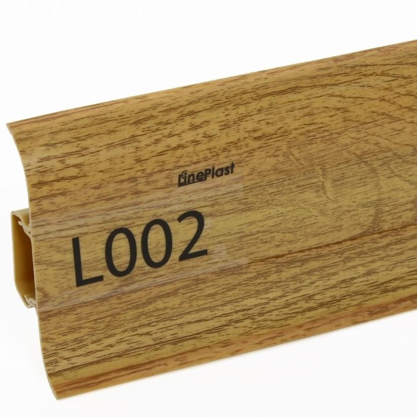 Плінтус LinePlast 002