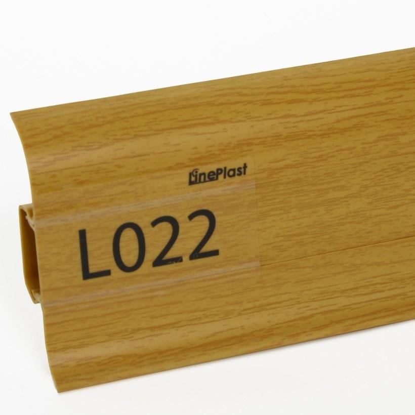 Плінтус LinePlast 022