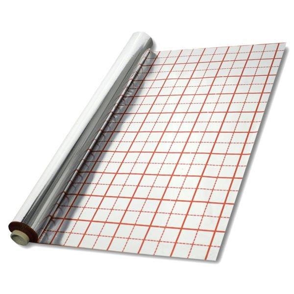 Плівка металізована ELIT для теплої підлоги 45-50 мікрон