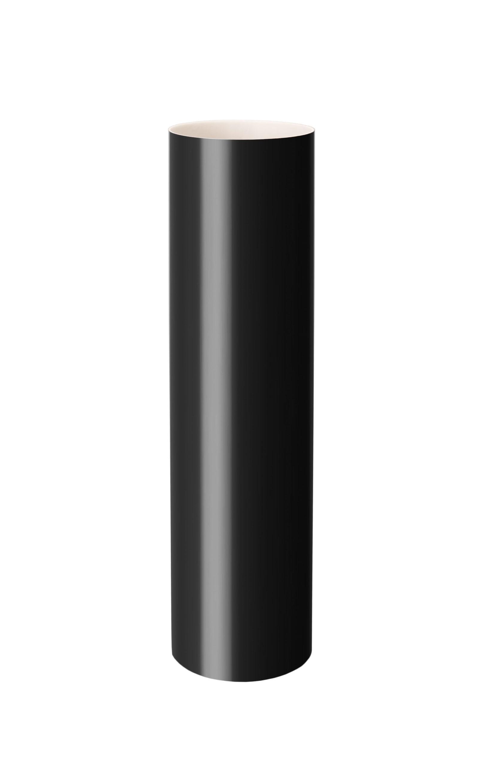Труба, графіт 75мм/Ø  довжина 3м, RainWay