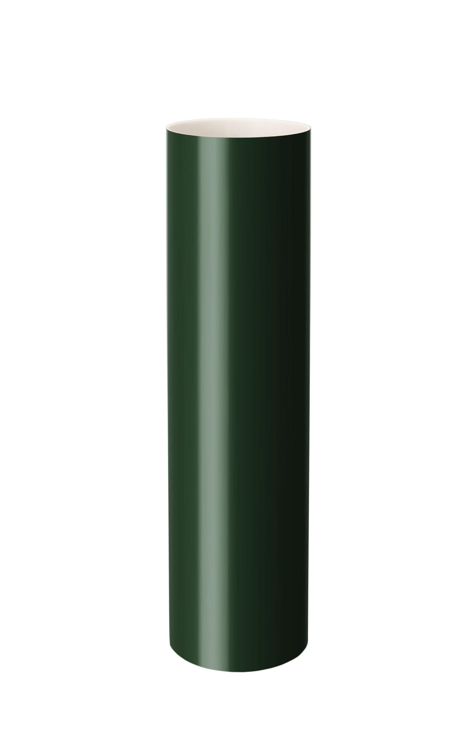 Труба, зелена 100мм/Ø  довжина 3м, RainWay