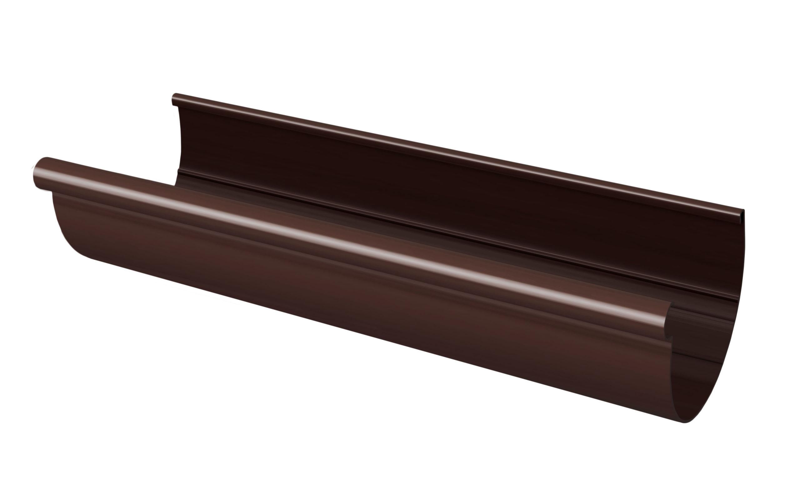 Ринва 3м, коричнева 130мм/Ø RainWay