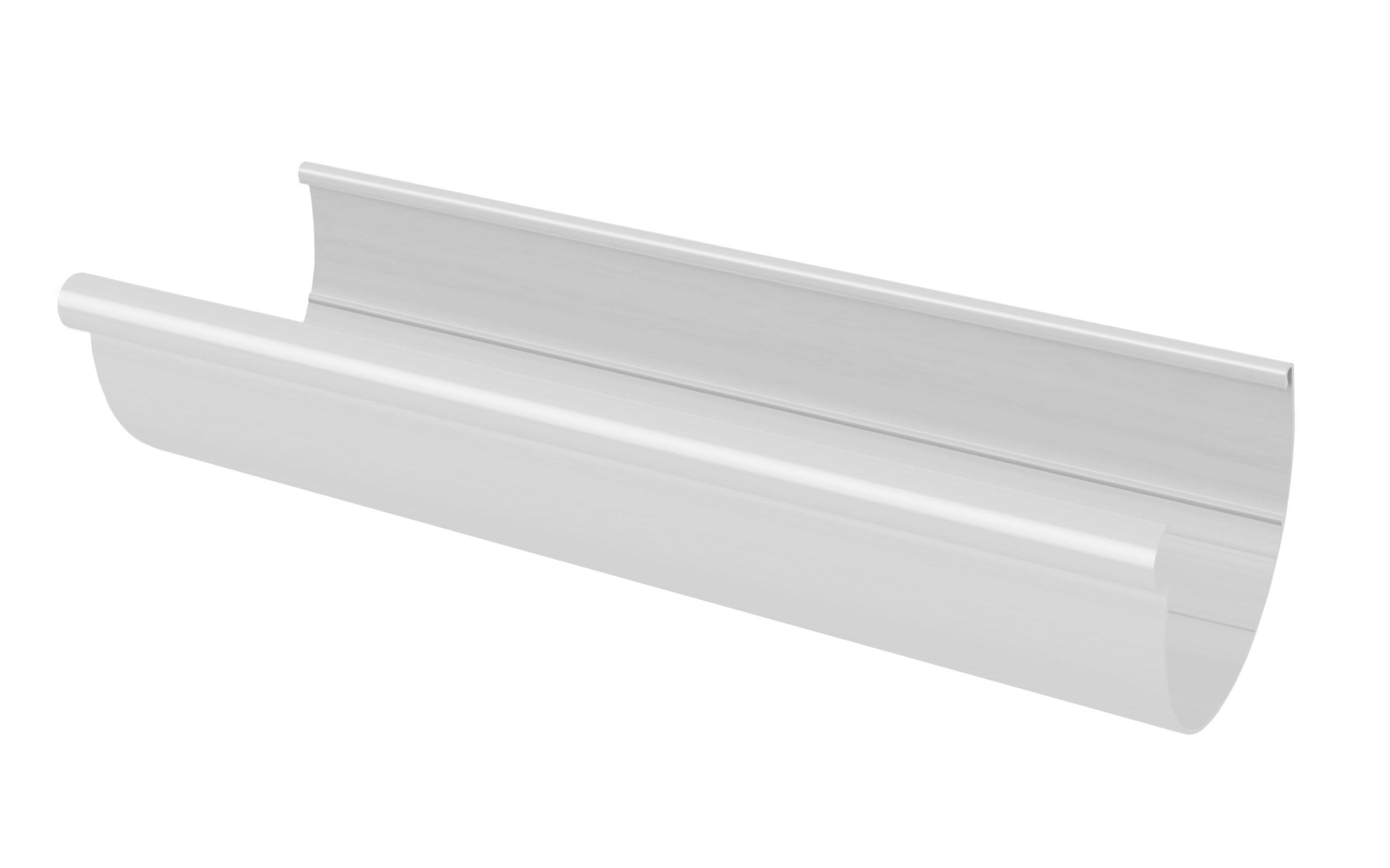 Ринва, біла 120мм/Ø довжина 3м Runner